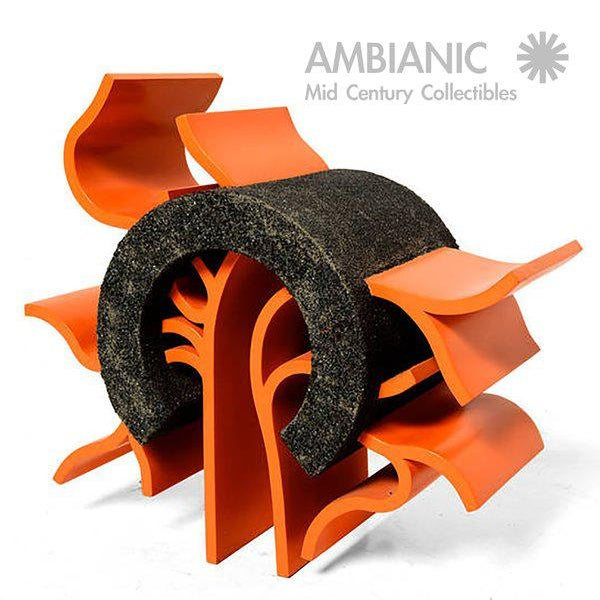 For your consideration a contemporary metal sculpture by Mexican Architect and sculpture Fernando Gonzalez Cortazar....