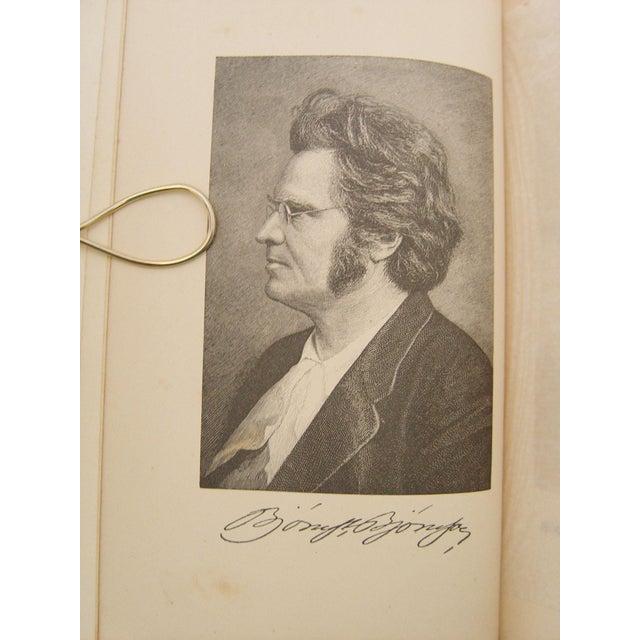 Bjornson's Synnøve Solbakken, 1881 - Image 3 of 5