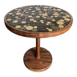 Tile Top Occasional Table by Gordon Martz for Marshall Studios