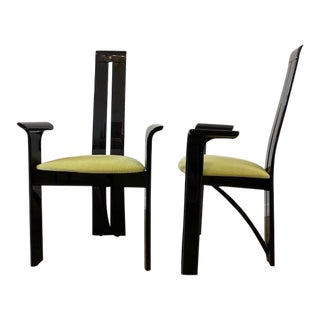 Pietro Costantini for Roche Bobois in Nera - a Pair For Sale