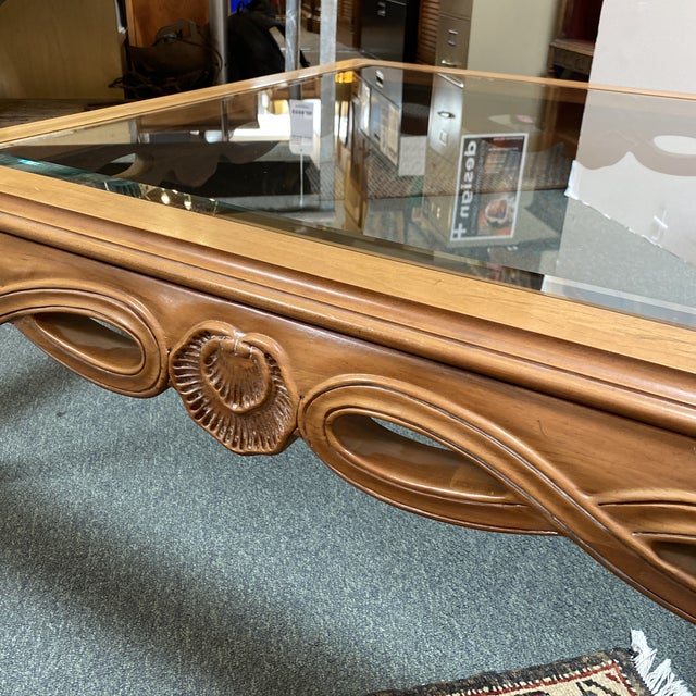 Century Furniture Century Furniture Chardeau Collection Coffee Table For Sale - Image 4 of 12