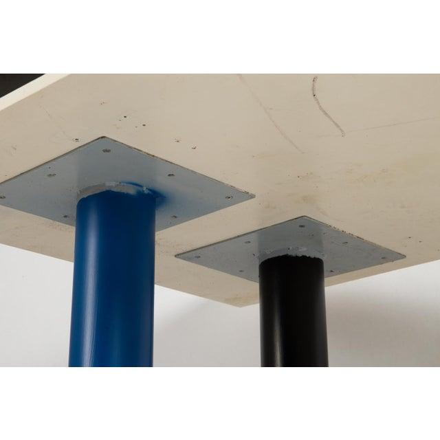 1950s Pop Art/Modern Desk For Sale - Image 9 of 12