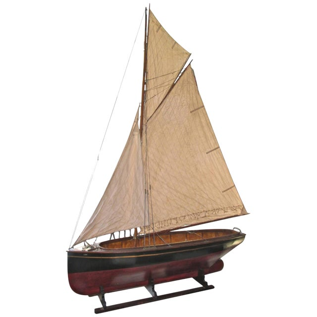 Enormous Model Boat - Image 1 of 10