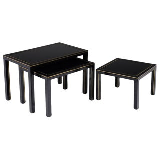 Pierre Vandel French Nesting Tables- Set of 3 For Sale