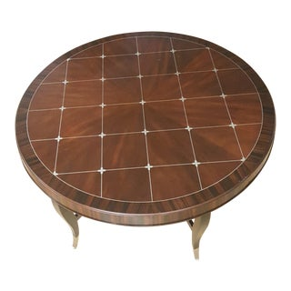 Caracole Roundabout Cocktail Table For Sale