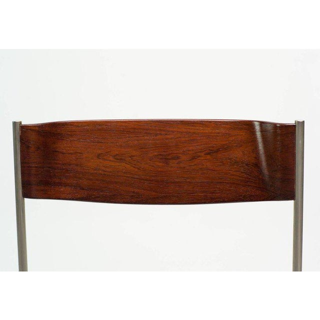 Rosewood Dining Set by Cees Braakman for Pastoe For Sale - Image 9 of 10