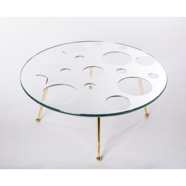 Holy Mirror Coffee Table by Artist Troy Smith - Contemporary Design - Artist Proof - Custom Furniture For Sale - Image 6 of 8