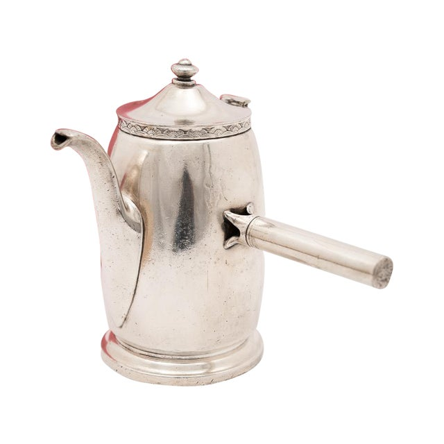 Hotel Pierre NYC Handled Coffee Pot, 1954 - Image 1 of 7