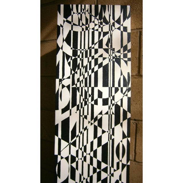 Abstract Geometric by Mike Rottman - Image 3 of 6