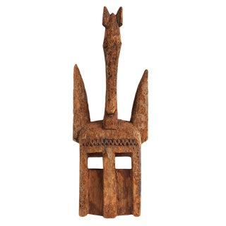 Dogon Walu Giraffe Mask