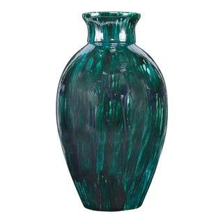 Curated Kravet Stanford Vase - Peacock For Sale