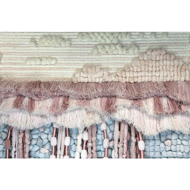 Substantial Hand-Loomed Wall Tapestry - Image 2 of 4