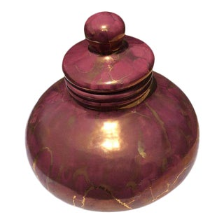 Pink Ceramic Decor Vase