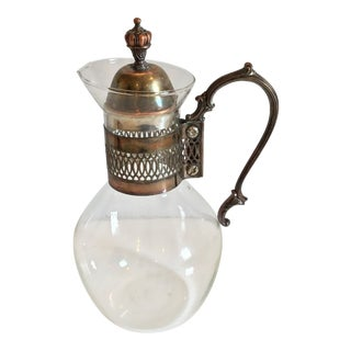 1920s Art Nouveau Juice, Tea or Coffee Server