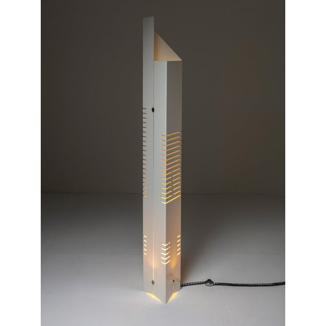"1970s ""Personaggi"" Floor Lamp by Carmellini and Tronconi For Sale - Image 5 of 8"