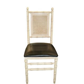 1960s Vintage Stakmore Faux Bamboo Chairs & Table Preview