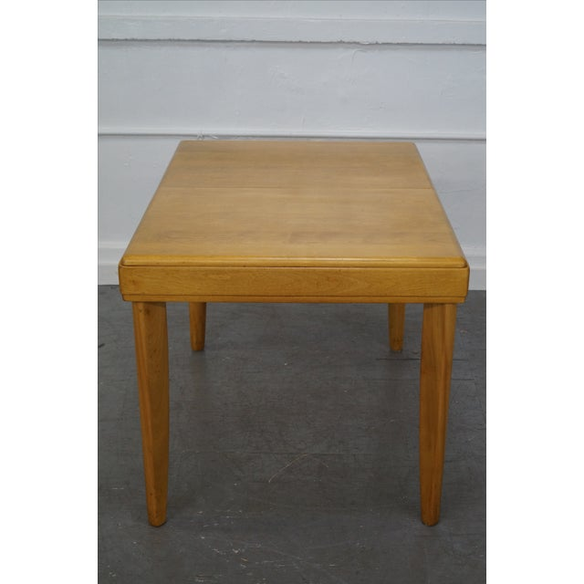 Heywood Wakefield Kitchen Dining Table - Image 3 of 6