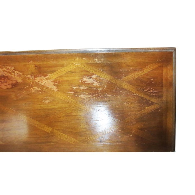 Lane Low Paneled Cedar Chest - Image 7 of 9