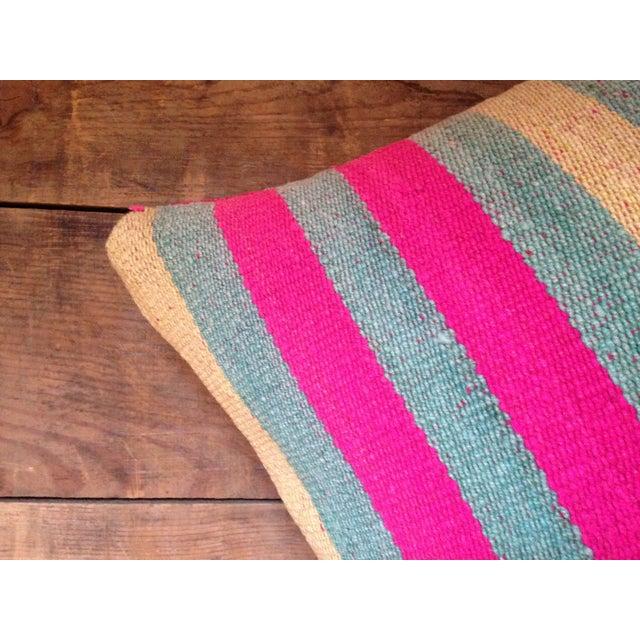 Islamic Seaside Frazada Cushion For Sale - Image 3 of 6