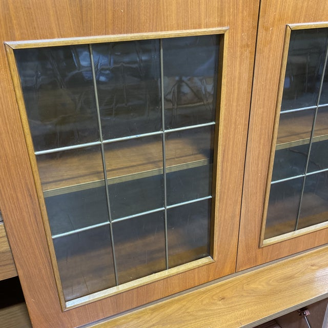 Wood Scandinavian Modular Wall Unit For Sale - Image 7 of 13