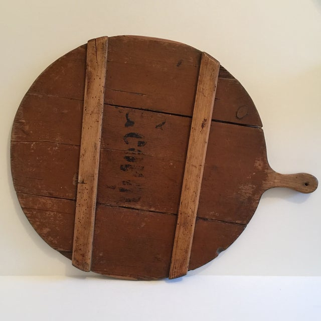 French Wooden Serving Board - Image 5 of 5