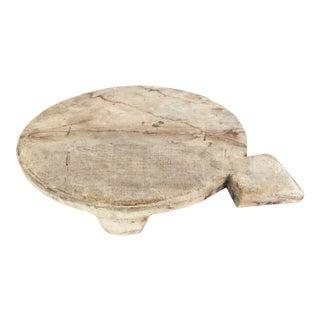 Antique Bread Board Charcuterie Cutting Board For Sale