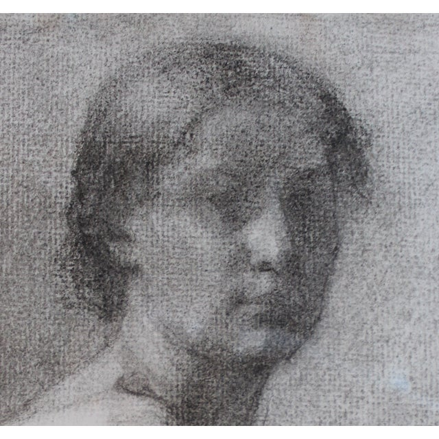 George Rabb Female Nude Drawing For Sale In Milwaukee - Image 6 of 6