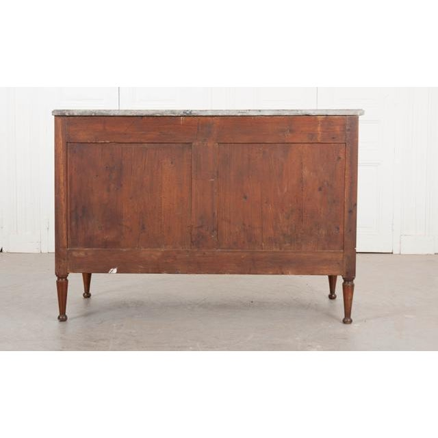 French 19th Century Louis XVI-Style Commode For Sale - Image 4 of 11