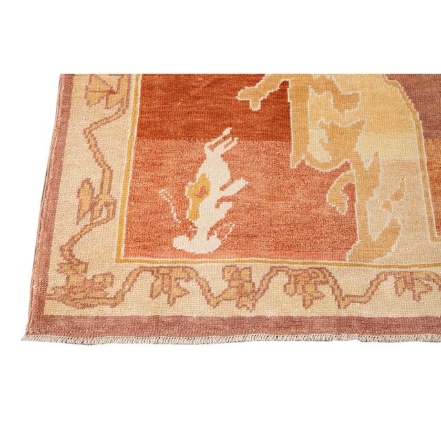 Textile 21st Century Contemporary Kars Wool Rug For Sale - Image 7 of 13