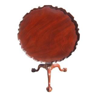 Winterthur Kindel Pie Crust Table For Sale