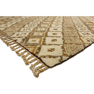 Vintage Rabat Moroccan Large Area Rug- 11′9″ × 14′8″ Preview