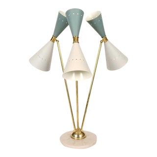 1970s Vintage Italian Table Lamp For Sale