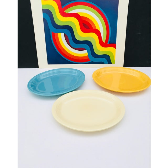 The condition is amazing for their age, so unusual for these older pieces. Fiesta ware is oh so elegant and goes with...