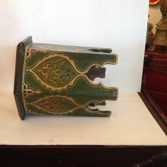 Petite Moroccan Tabouret For Sale - Image 4 of 12