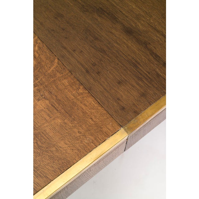 Baker Dining Table For Sale In New York - Image 6 of 9