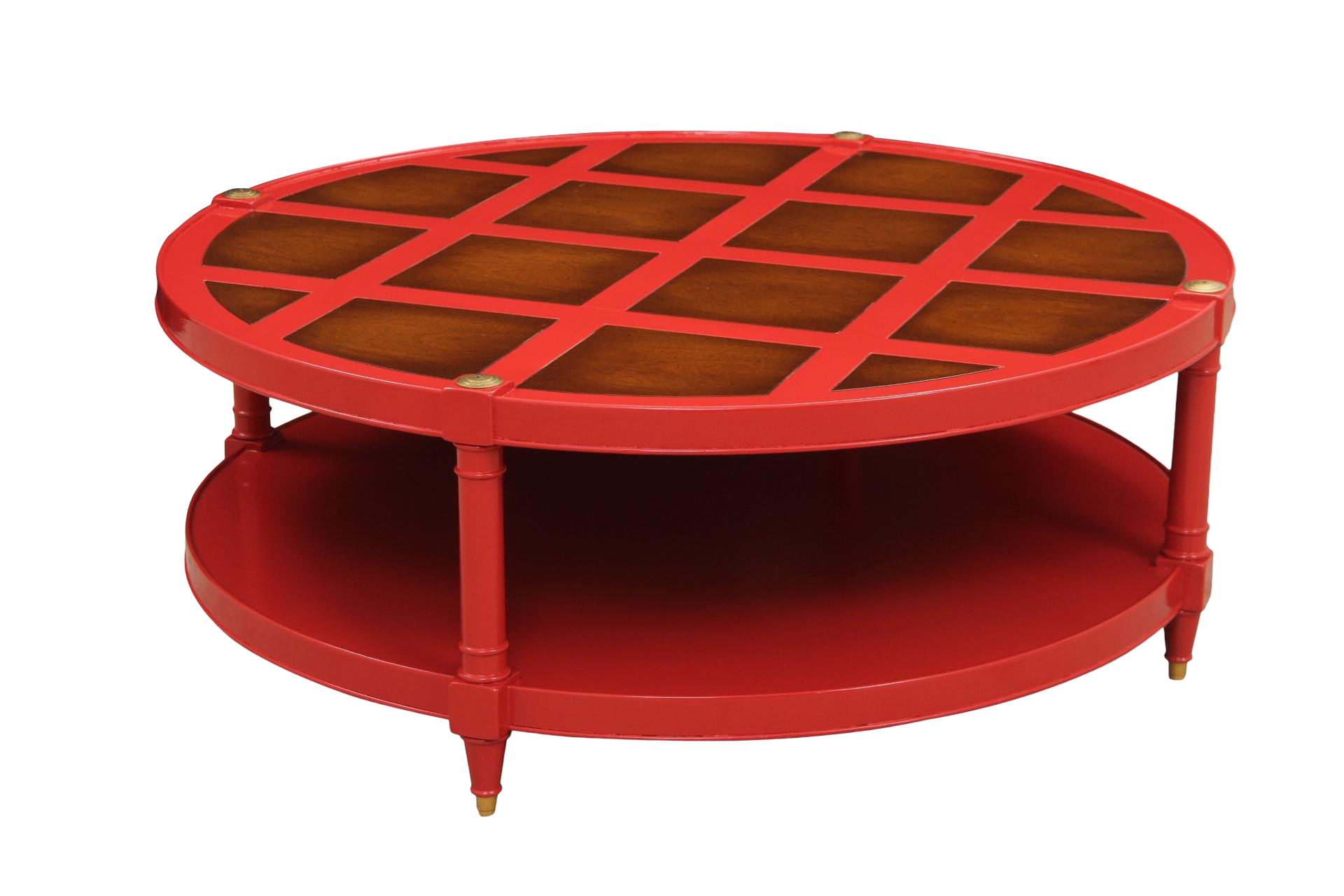 Red Heritage Coffee Table