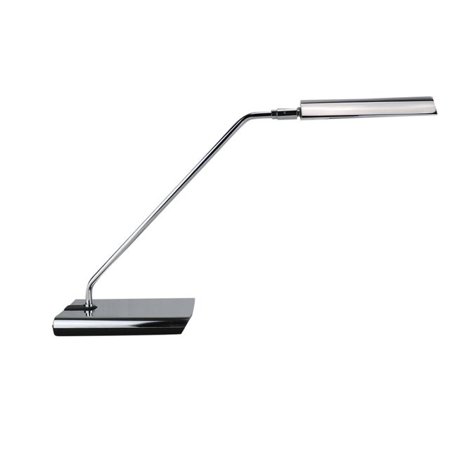 Koch & Lowy Chrome Articulated Desk Lamp 1970's - Image 1 of 11