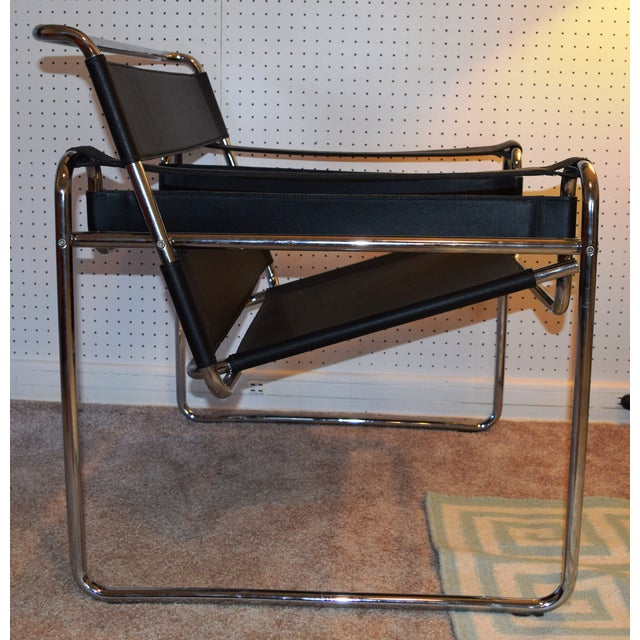 Stendig Wassily Chairs - A Pair - Image 4 of 7