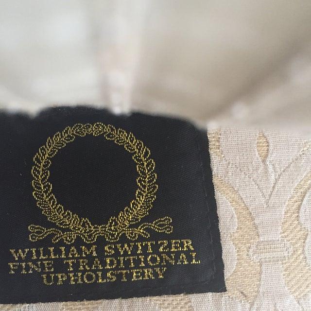 William Switzer Ivory Sofa - Image 9 of 9