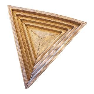 4-Step Triangle Basket For Sale