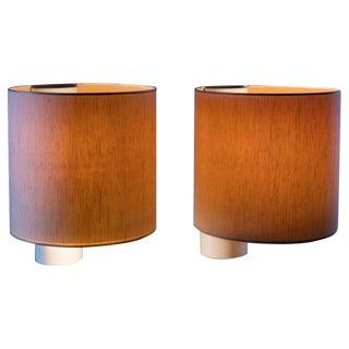 "Pair of ""Fluette"" Table Lamps by Giuliana Gramigna for Quattrifolio For Sale"