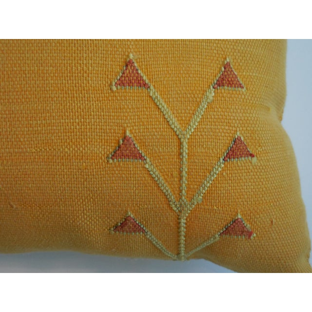 Geometric Motif Pillow - Image 6 of 11