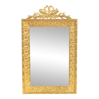 Gilt Picture Frame, French Style For Sale