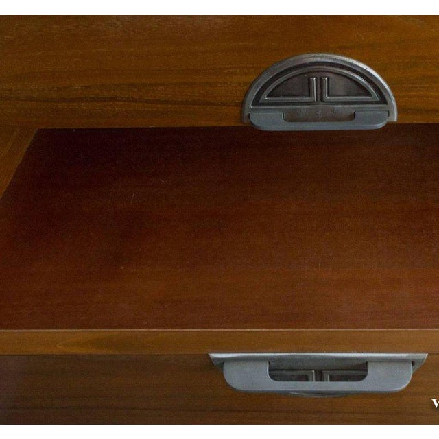 """American Midcentury """"chinese-modern"""" Chest of Drawers - Image 7 of 9"""