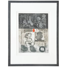 Image of Etching Paintings