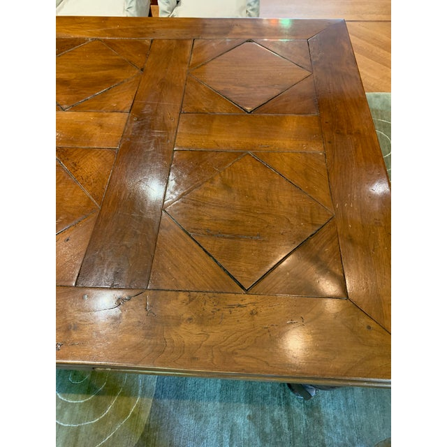 Early 19th Century 19th Century French Draw Leaf Table For Sale - Image 5 of 9