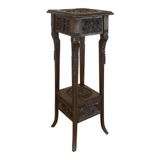 19th Century Renaissance Pedestal For Sale