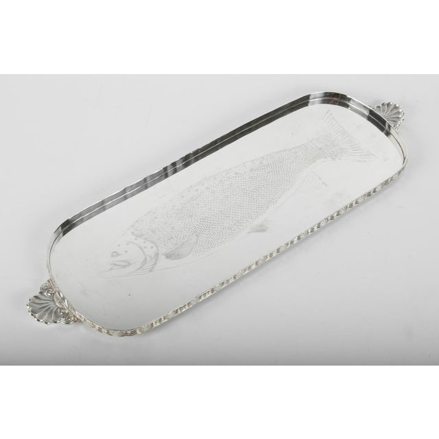 1920s English Serving Tray For Sale - Image 5 of 5
