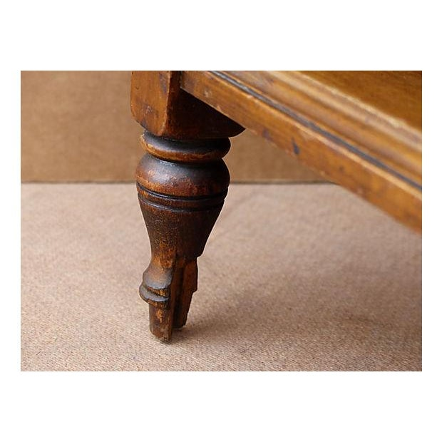 Vintage Adjustable Maple Wood Podium For Sale - Image 11 of 11