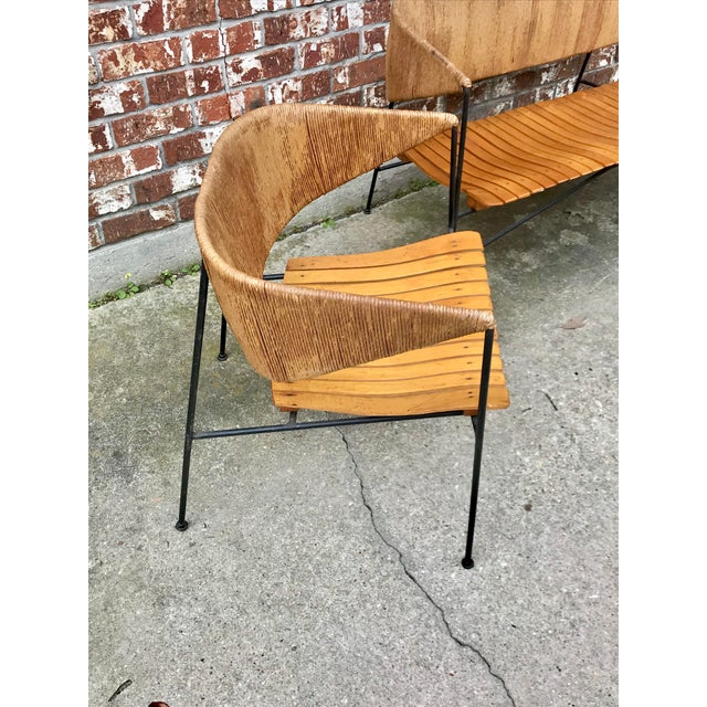 Mid-Century Modern Mid-Century Modern Arthur Umanoff for Shaver, Howard & Raymor Seating Set- 4 Pieces For Sale - Image 3 of 13